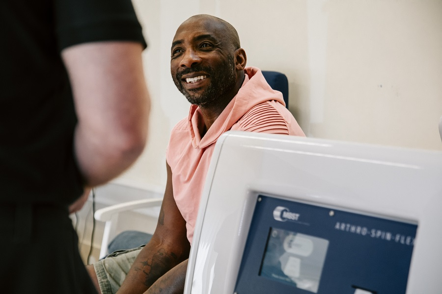 """""""MBST has changed my life"""" – Johnny Nelson"""